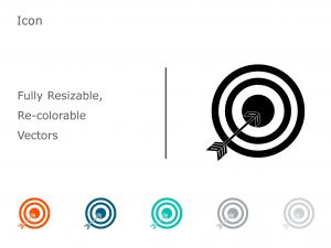 Target PowerPoint Icon 01