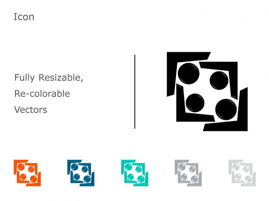 Team PowerPoint Icon 03