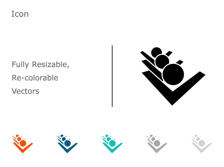 Team PowerPoint Icon 04