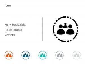 Team PowerPoint Icon 09
