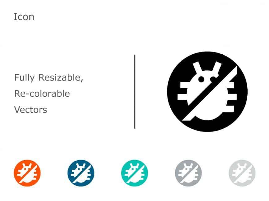 Anti-Infectives & Antibody PowerPoint Icons 01