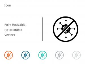 Anti-Infectives & Antibody PowerPoint Icons 06