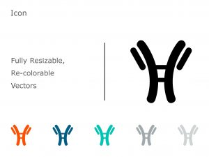 Anti-Infectives & Antibody PowerPoint Icons 09