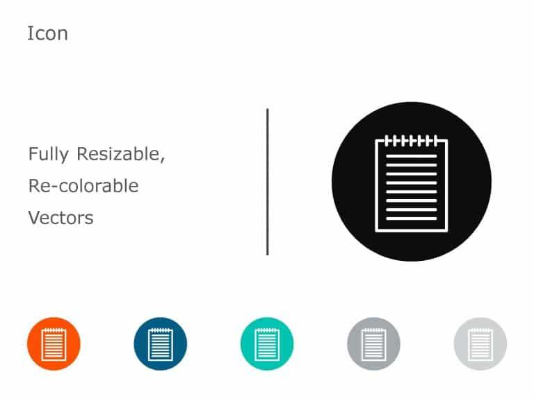 Productivity PowerPoint Icon 1