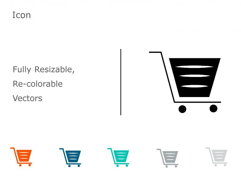 Product and Shopping PowerPoint Icon 3