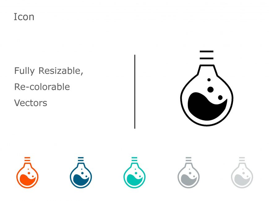Bulb PowerPoint Icon 2