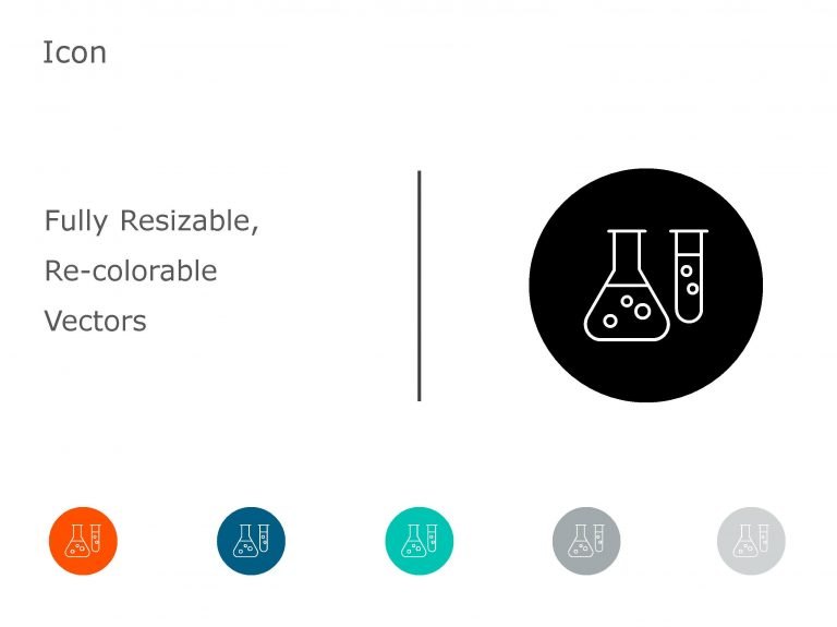 Chemistry PowerPoint Icon 6