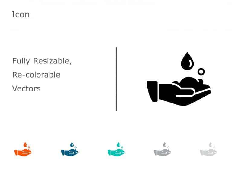 Hygiene PowerPoint Icon 1