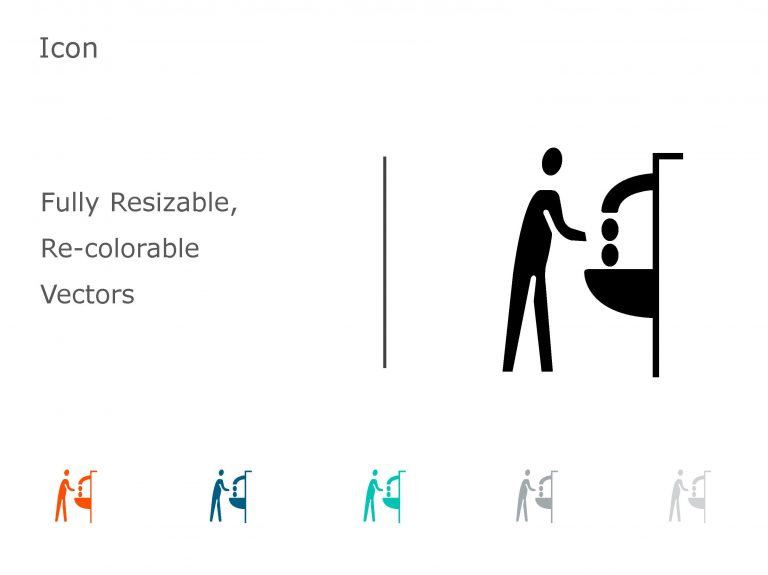 Hygiene PowerPoint Icon 3
