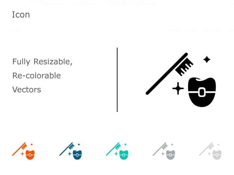 Hygiene PowerPoint Icon 6