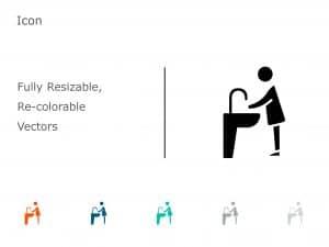 Hygiene PowerPoint Icon 8