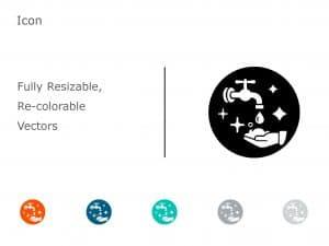 Hygiene PowerPoint Icon 12
