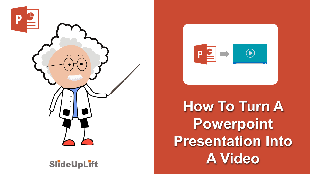 How To Convert PowerPoint Presentation To Video | PowerPoint Tutorial