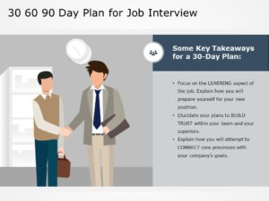 30 60 90 day plan job interview