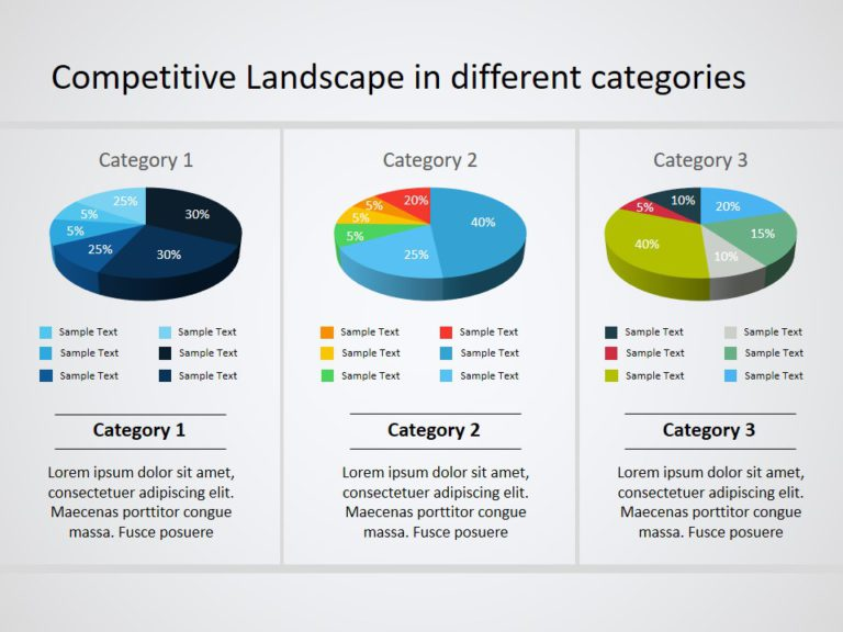 Animated Competitor Analysis Powerpoint Template 13
