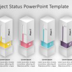 Animated Project Status PowerPoint Template 2