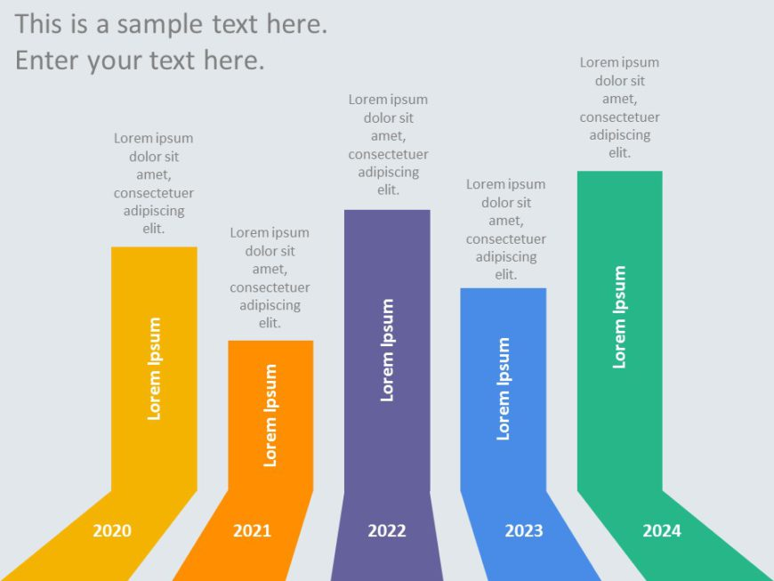 Animated Vertical Timeline