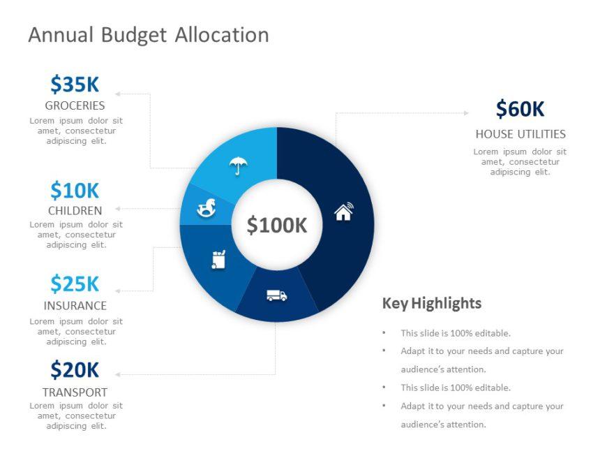 Annual Budget Allocation