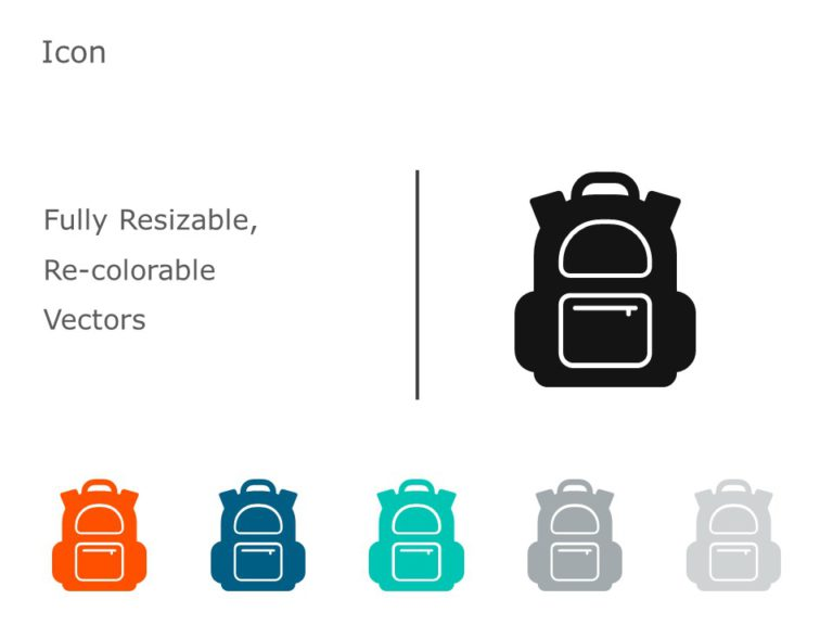 Backpack Icon 02