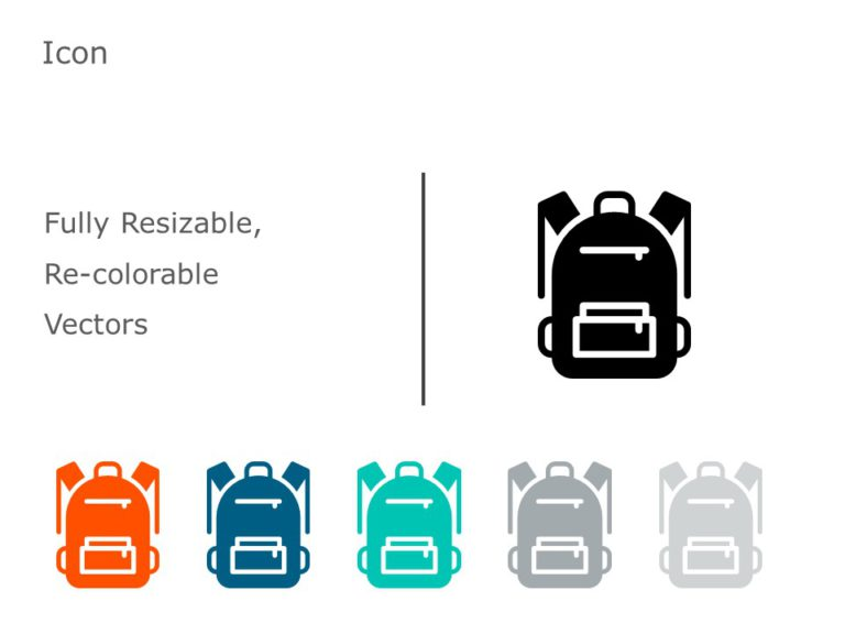 Backpack Icon 06