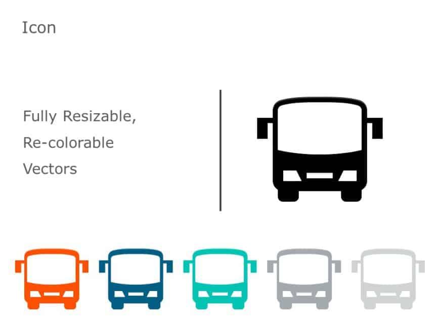 Bus Icon 01