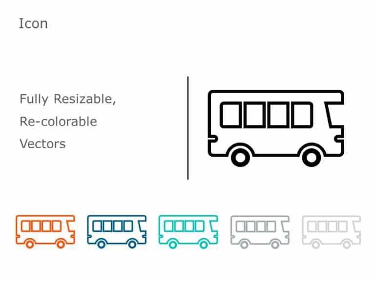 Bus Icon 03