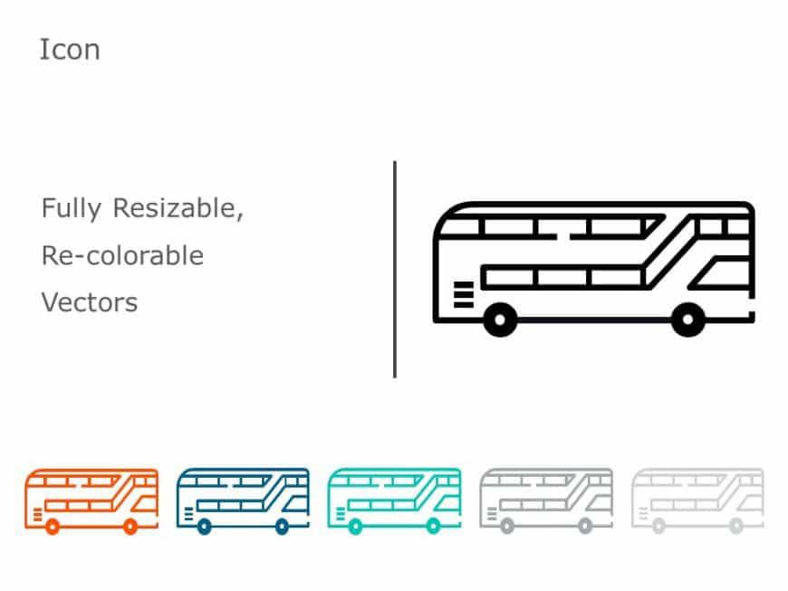 Bus Icon 05