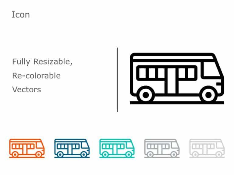 Bus Icon 06