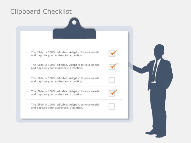 Clipboard Checklist 01