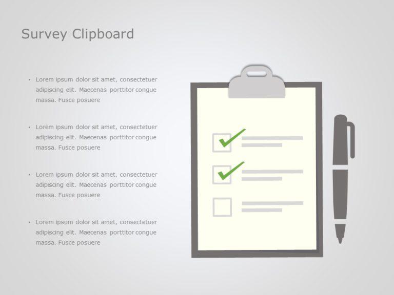Clipboard Checklist 02