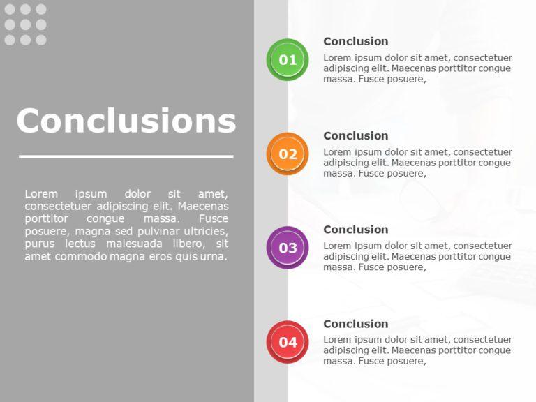 Conclusion Slide 12