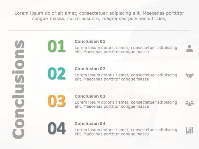 Conclusion Slide 15