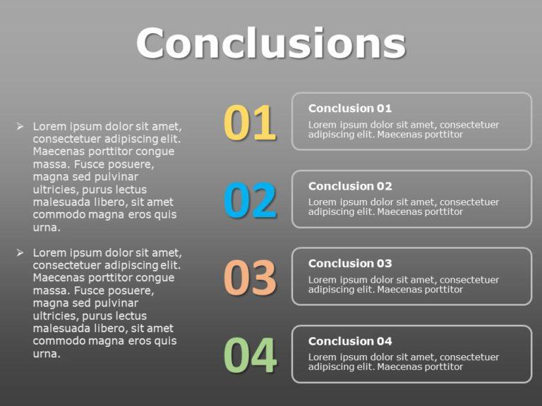 Conclusion Slide 16