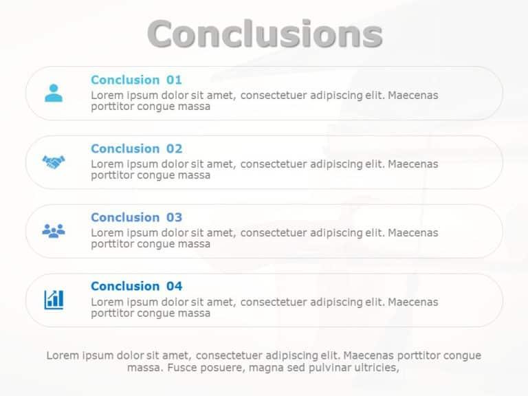 Conclusion Slide 18