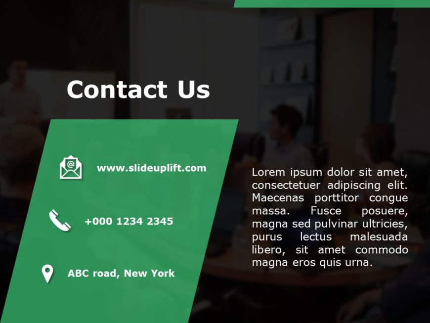 Contact Us Page 01