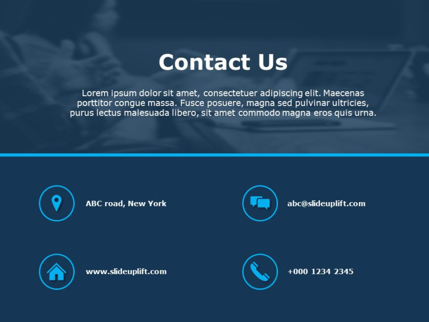 Contact Us Page 03