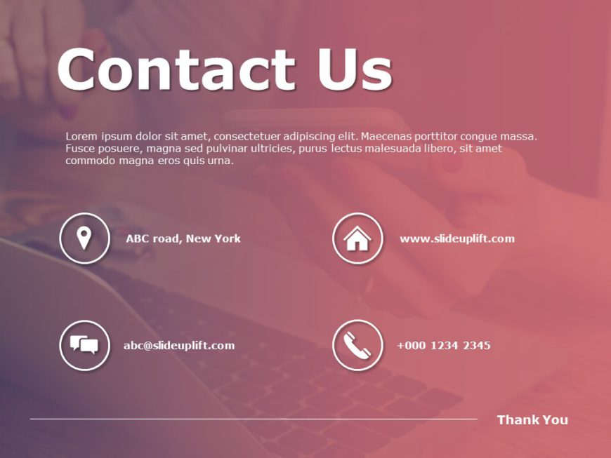Contact Us Page 05