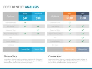 Cost Benefit Analysis 01