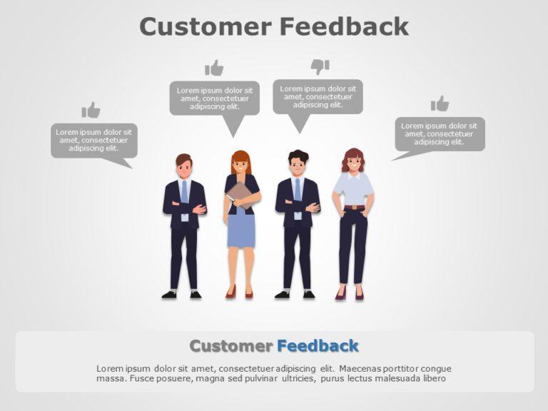 Customer Feedback 05