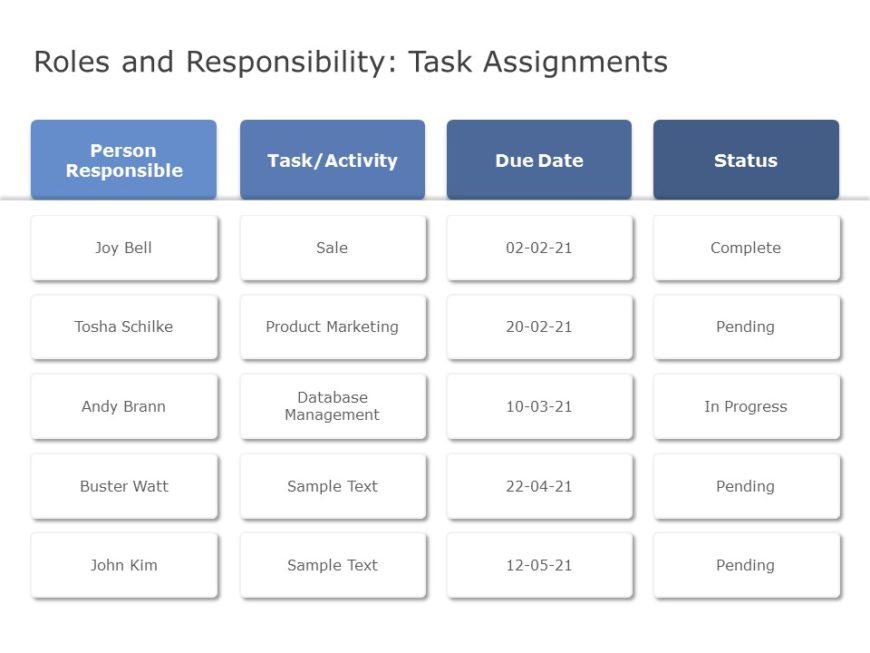Employee Tasks 02