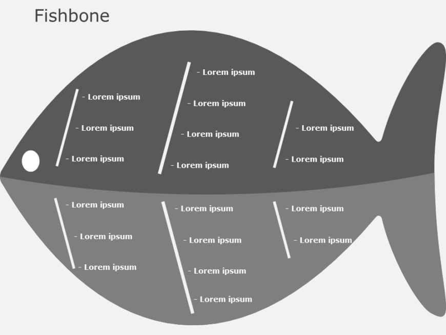 Fishbone Diagram 04