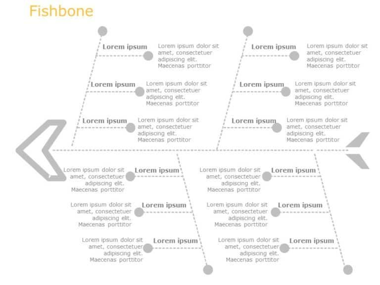 Fishbone Diagram 08