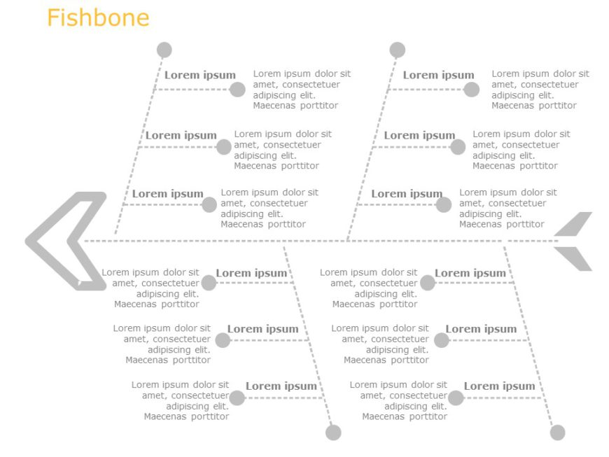 Fishbone Diagram 08