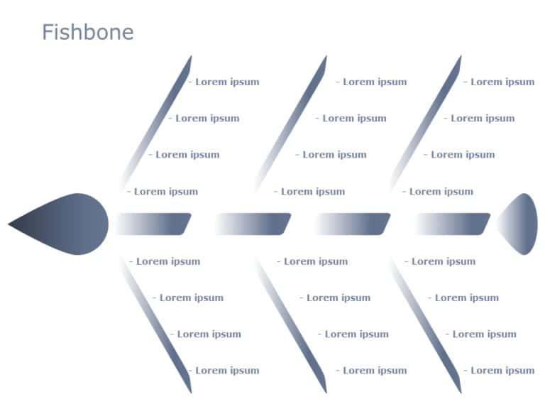 Fishbone Diagram 10