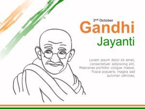 Gandhi Jayanti 01