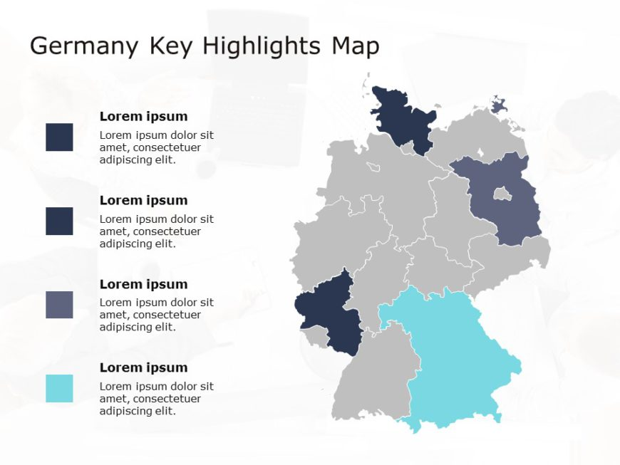 Germany Map 01