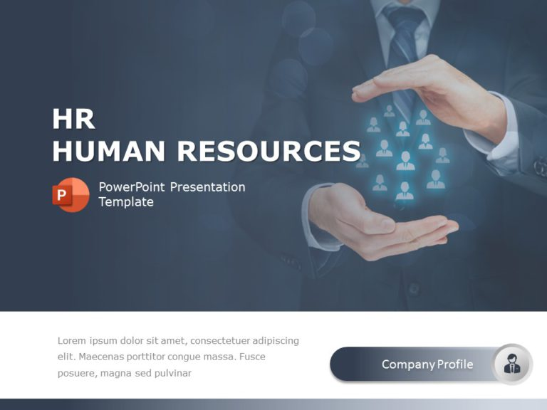 Human Resource Cover Page 01