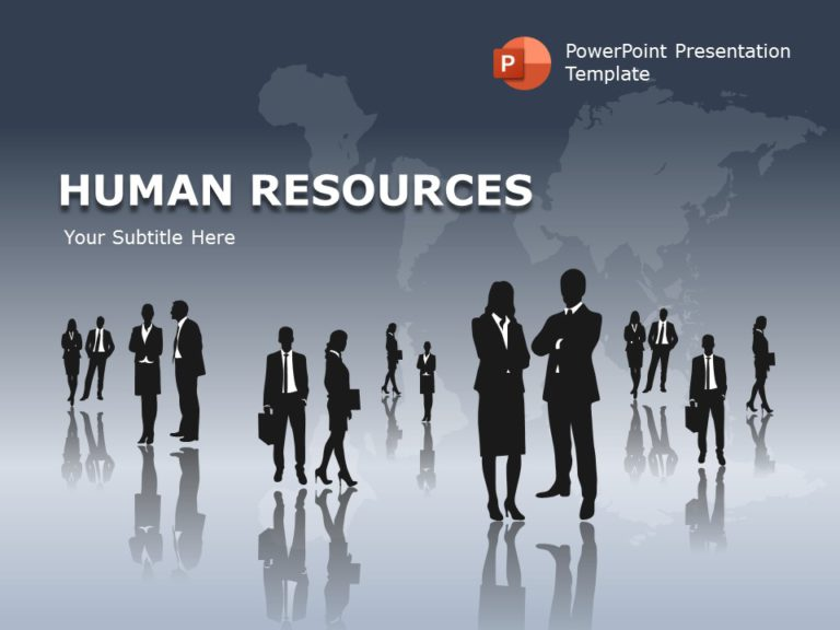 Human Resource Cover Page 03