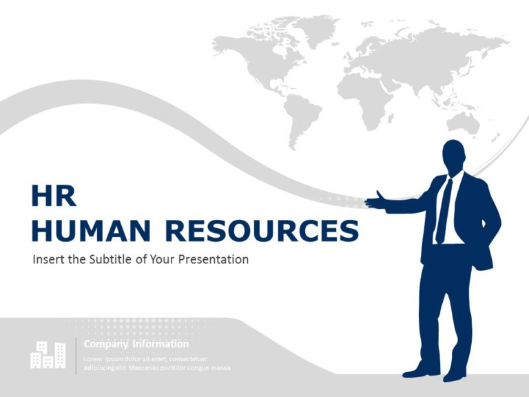 Human Resource Cover Page 04