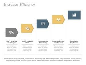 Increase Efficiency 03